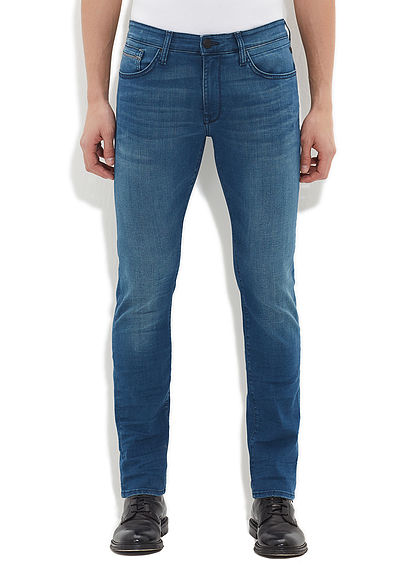 James Ultra Move Indigo Jean Pantolon